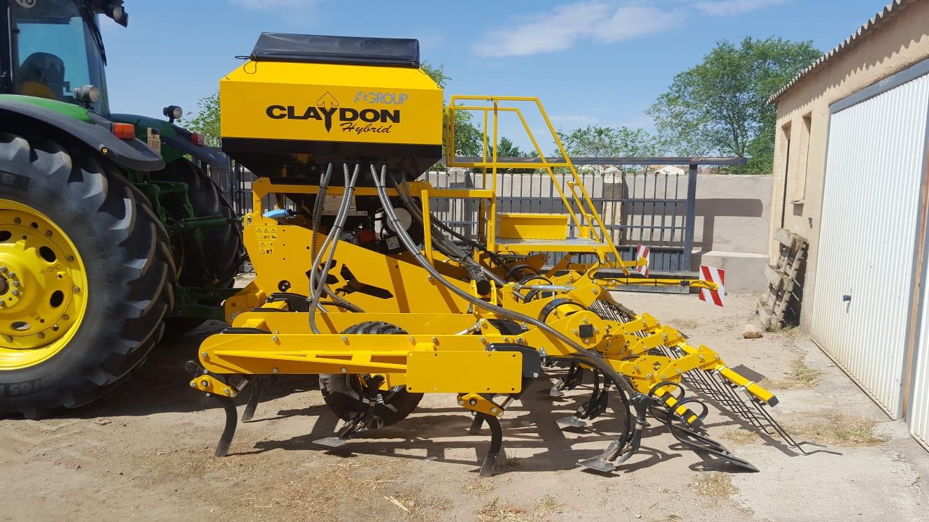 Concesionario Claydon Segovia